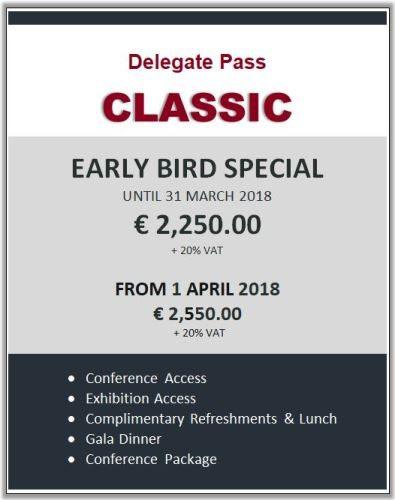 Delegate Pass - CLASSIC