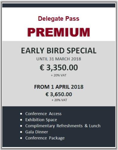 Delegate Pass - PREMIUM