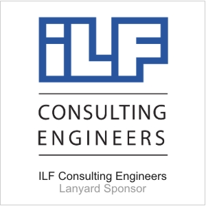 ILF Consulting Engineers -- Lanyard Sponsor